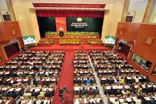 Hướng dẫn tổ chức đại hội Công đoàn - Ảnh 1.