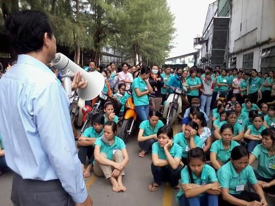 Cán bộ Công đoàn quận 9, TP HCM tham gia hòa giải tranh chấp