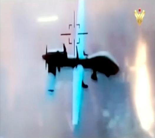IS dùng UAV tấn công đặc nhiệm Mỹ ở Syria - Ảnh 1.