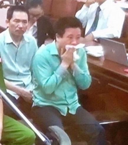 Đại án OceanBank: Hà Văn Thắm rơi lệ sau lời tâm huyết của cấp dưới - Ảnh 1.