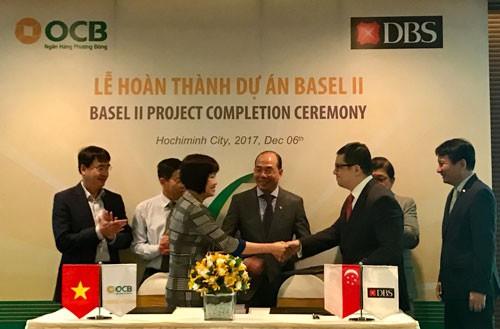 Ngân hàng Việt Nam đầu tiên hoàn tất Basel II - Ảnh 1.
