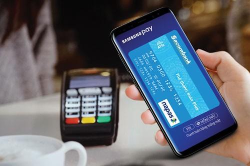 Sôi động thanh toán qua smartphone - Ảnh 1.