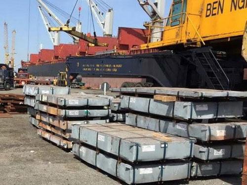 Bắt giữ hơn 6.300 tấn thép cuộn trốn thuế nhập qua cảng Bến Nghé - Ảnh 1.