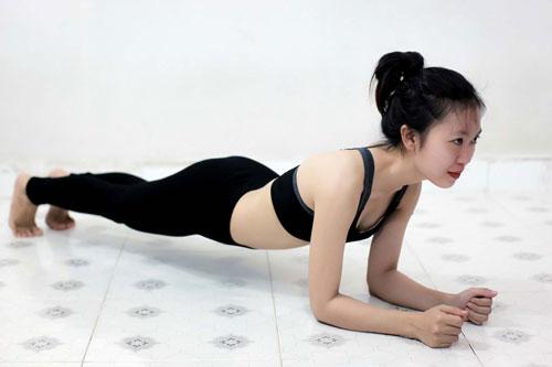 Rắc rối khi tập gym ở nhà - Ảnh 1.