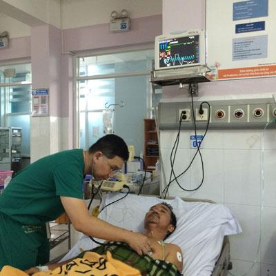 Cứu sống bệnh nhân ngưng tim, ngưng thở - Ảnh 1.