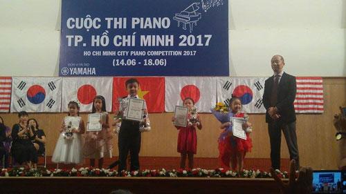 Cuộc thi Piano TP HCM 2017 - Sân chơi hứa hẹn - Ảnh 1.
