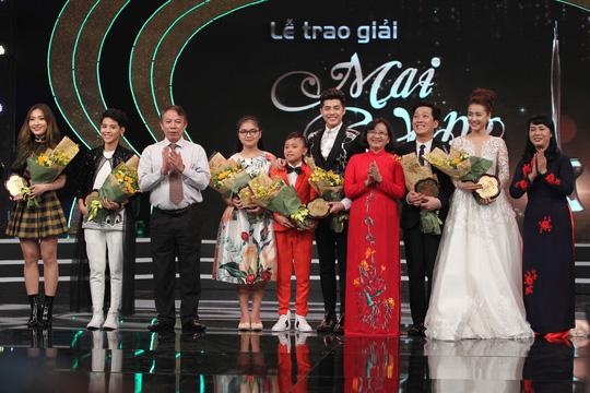 Danh sách đoạt giải Mai Vàng XXII-2016 - Ảnh 1.