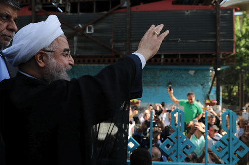 Người Iran tiếp tục chọn cải cách - Ảnh 1.