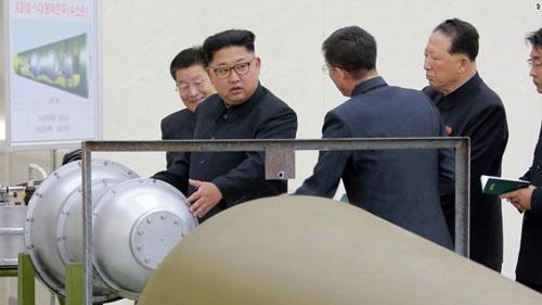 Triều Tiên vươn tới cường quốc hạt nhân? - Ảnh 1.