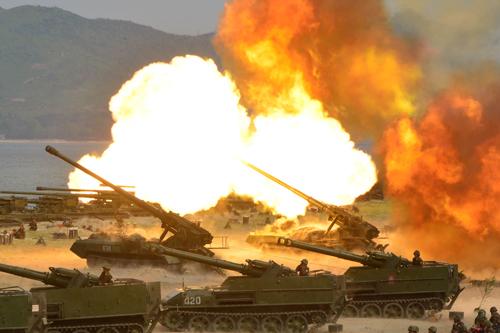 Kịch bản tận thế của Triều Tiên - Ảnh 1.