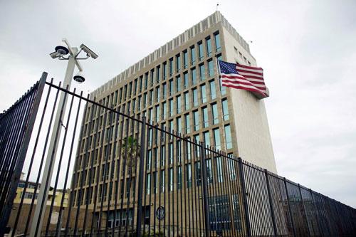 Thêm nhà ngoại giao Mỹ bị tấn công ở Cuba - Ảnh 1.
