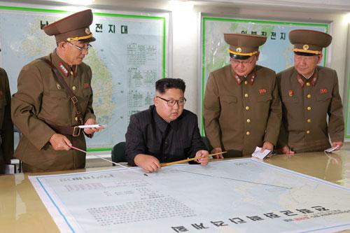 Mỹ - Triều: Xuống thang vẫn hăm he - Ảnh 1.