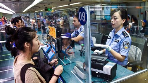 Trung Quốc muốn nhận diện 1,3 tỉ dân - Ảnh 1.
