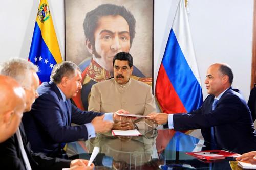 Chuyện hiếm ở Venezuela - Ảnh 1.