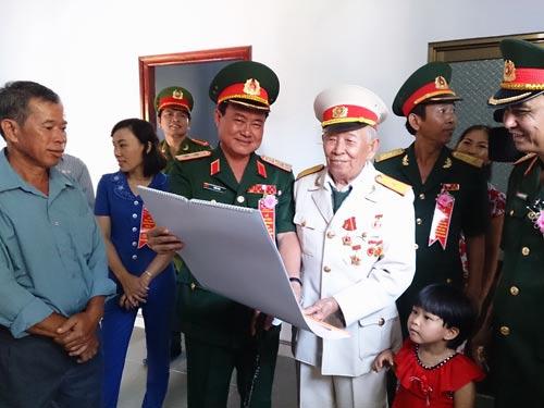 Vĩnh biệt chiến sĩ cuối cùng của Đội Việt Nam Tuyên truyền Giải phóng quân đầu tiên - Ảnh 1.