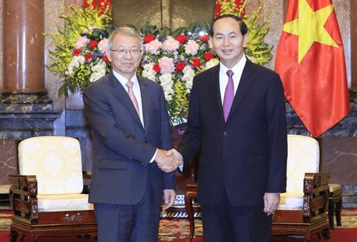 Việt Nam - Hàn Quốc hợp tác cải cách tư pháp - Ảnh 1.