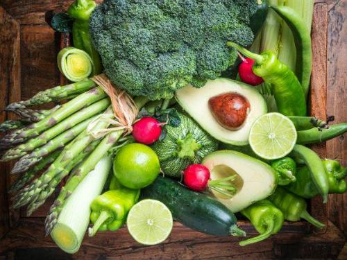 Lợi ích của một tuần ăn rau tránh thịt - Ảnh 1.