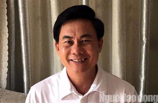 Ông Võ Đình Thường, Phó Phòng CSGT Đồng Nai, lên tiếng - Ảnh 1.