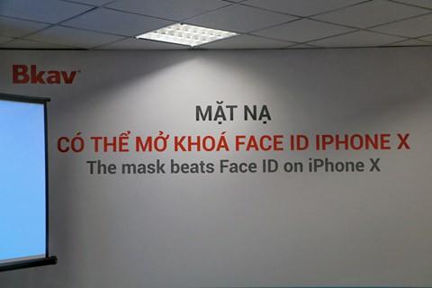 Bkav bóc tẩy lỗ hổng bảo mật Face ID của iPhone X - ảnh 1