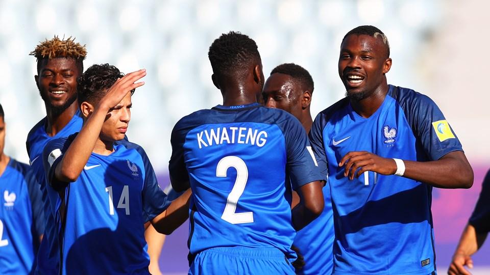 Trực tiếp U20 VN - Pháp 0-2: Đẳng cấp vượt trội