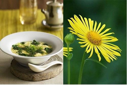 Món ngon độc lạ từ hoa cúc mùa thu nghĩ đến mà thèm - Ảnh 3.