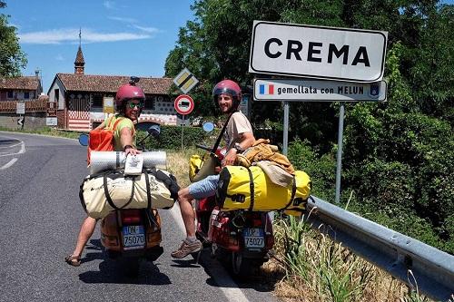 Những cú sốc của chàng trai phượt 40.000 km từ Italy đến Việt Nam - Ảnh 3.