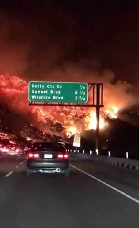 Chính quyền cảnh báo Những ngày vỡ tim ở Los Angeles - Ảnh 6.