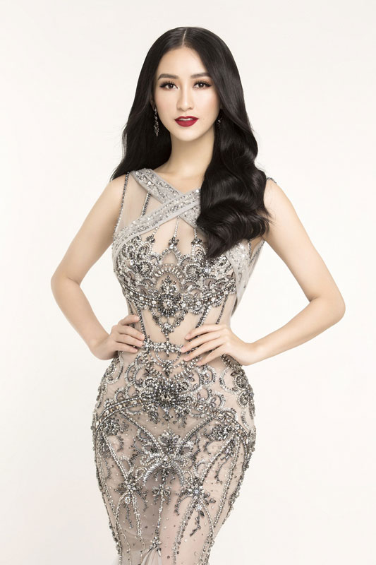 Hà Thu đứng đầu tốp 10 sáng giá ngôi vị Hoa hậu Trái đất - Ảnh 7.