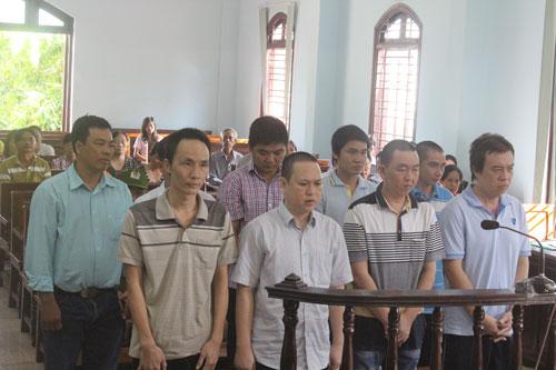 7 nguyên thanh tra giao thông Cần Thơ nhận án tù - Ảnh 1.