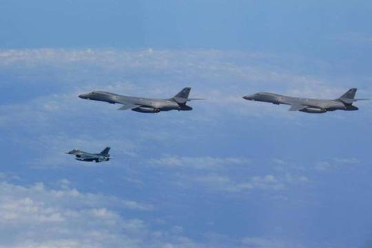 """Triều Tiên: """"Mỹ đừng đùa với lửa trên thùng thuốc súng"""""""