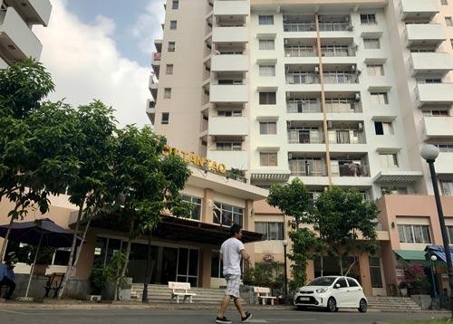 Chung cư Tân Tạo, quận Bình Tân, TP HCM