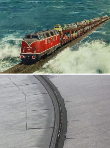 Những tuyến đường sắt ấn tượng trên thế giới - Ảnh 6.