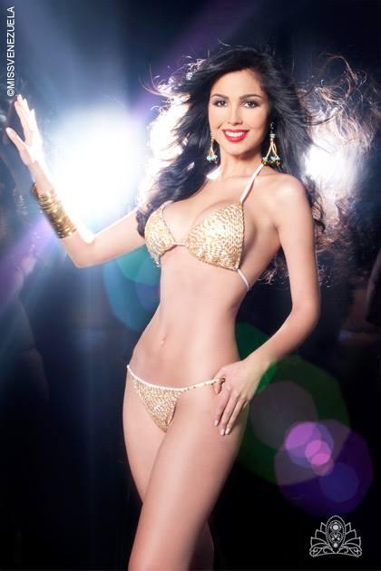 Ngắm đại diện Venezuela tại Hoa hậu Thế giới 2017 - Ảnh 4.