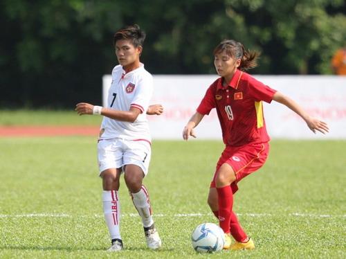 Nữ Việt Nam – Myanmar 3-1: Chiến thắng xứng đáng - Ảnh 9.