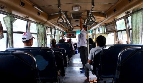 Còn bất an với xe buýt - Ảnh 2.