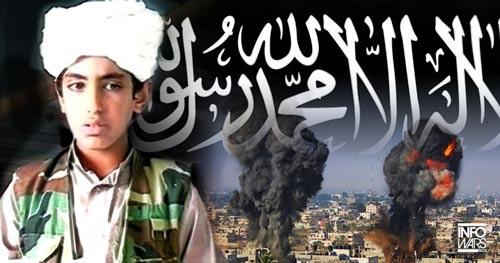 Con trai Bin Laden thề trả thù - ảnh 1