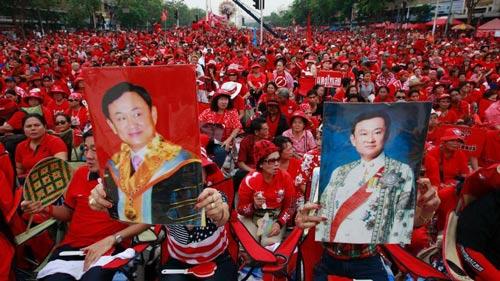 Cuộc sống lưu vong của ông Thaksin - Ảnh 1.