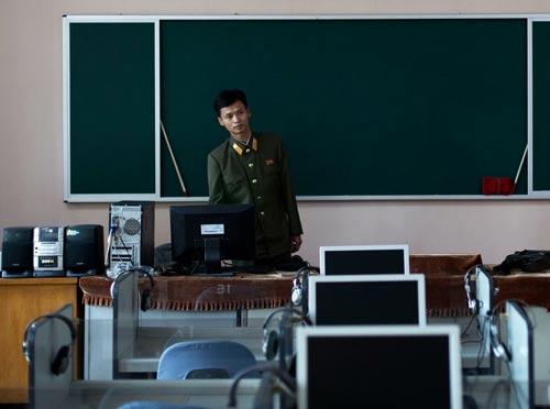 Vũ khí hoàn hảo của Triều Tiên - Ảnh 1.