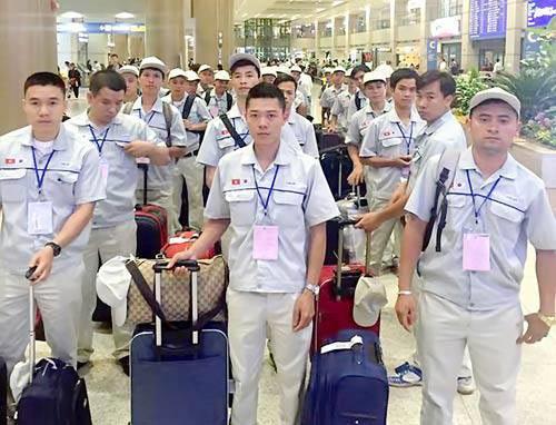 Lao động đi làm việc ở Hàn Quốc sụt giảm - Ảnh 1.