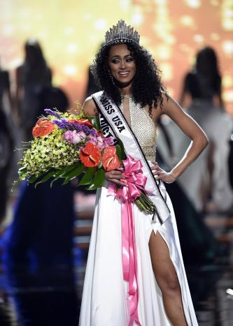 Cận cảnh nhan sắc tân Hoa hậu Mỹ - Ảnh 6.