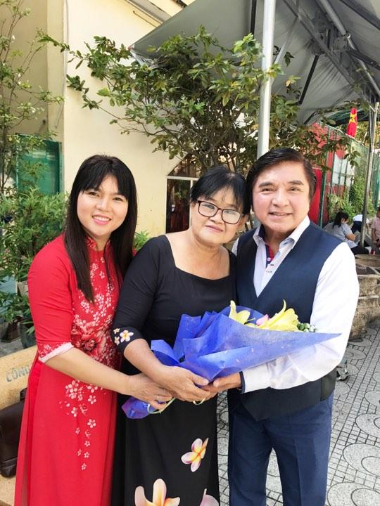 Nghệ sĩ Chí Tâm: Vượt gian nan mới tìm được hạnh phúc