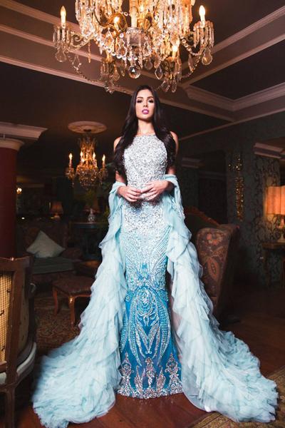 Ngắm đại diện Venezuela tại Hoa hậu Thế giới 2017 - Ảnh 3.
