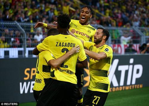 Dortmund thua tức tưởi, Bayern Munich giành Siêu cúp Đức - Ảnh 5.