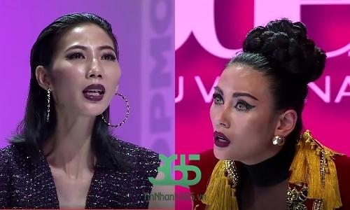 Hình ảnh tệ hại của người mẫu Việt