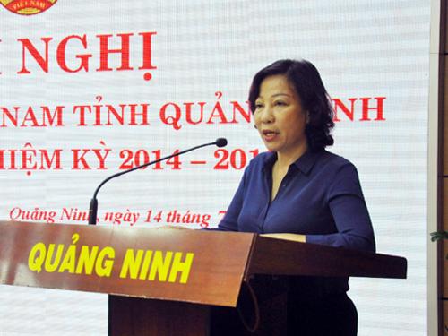 Đề nghị điều tra thông tin bôi nhọ Phó chủ tịch tỉnh Quảng Ninh - Ảnh 1.