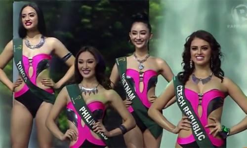 Người đẹp Philippines đăng quang Hoa hậu Trái đất 2017 - Ảnh 1.