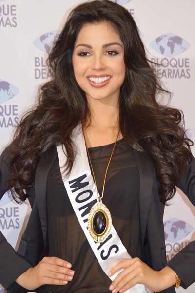 Ngắm đại diện Venezuela tại Hoa hậu Thế giới 2017 - Ảnh 1.