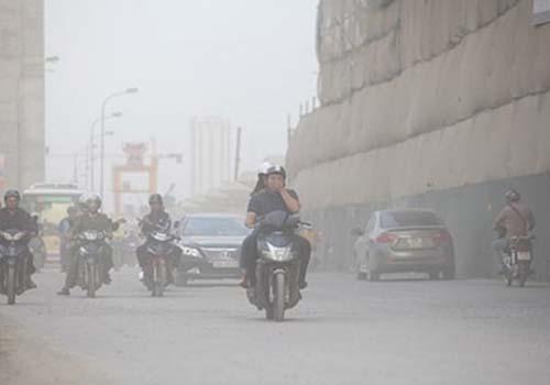 Đáng sợ ô nhiễm không khí - Ảnh 1.
