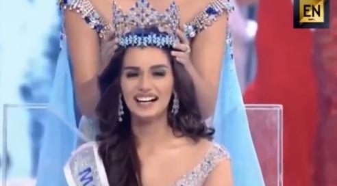 Ấn Độ đăng quang Hoa hậu Thế giới 2017 - Ảnh 1.