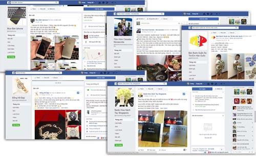 Thu thuế bán hàng trên Facebook 0,5% -1%/doanh thu - Ảnh 1.